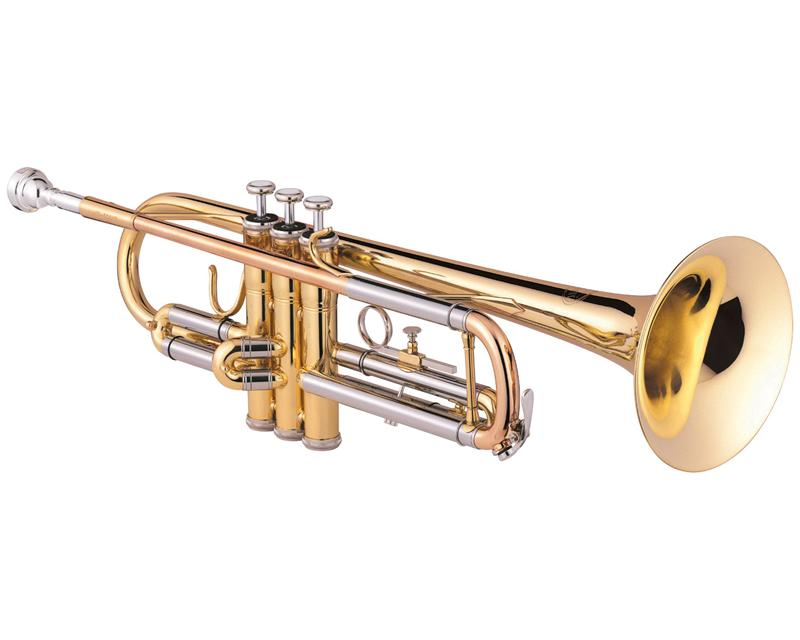 Jupiter JTR-606ML Trumpet (With Back Pack Case)
