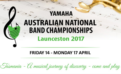 Yamaha 2017 National Band Championships Tasmania