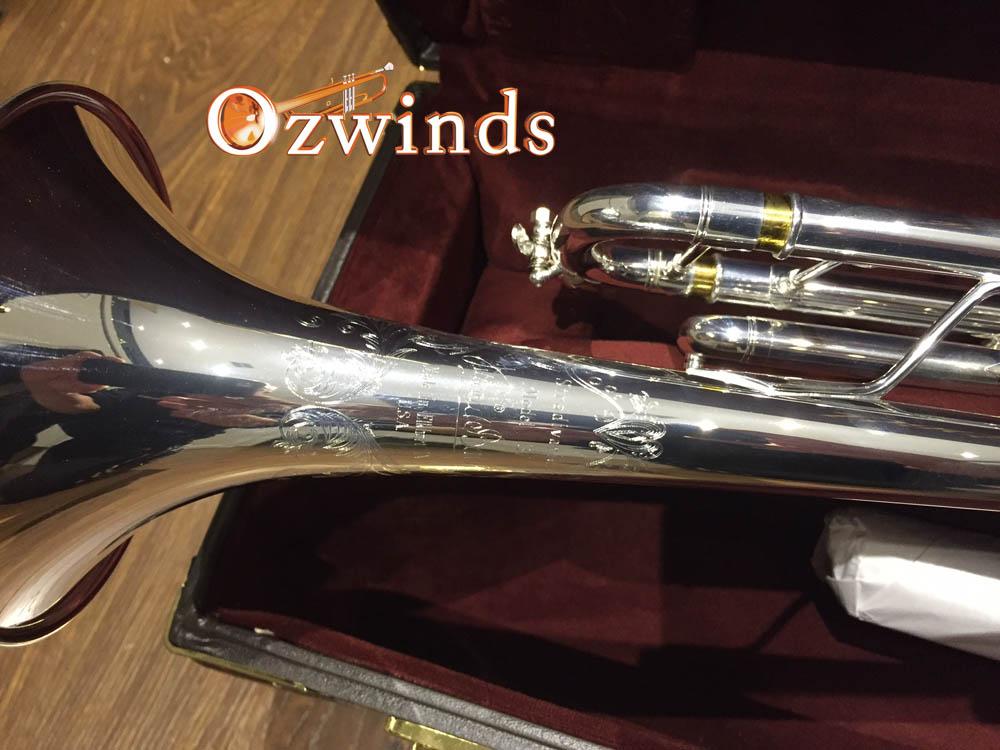 Bach 19037s 50th Anniversary Edition Stradivarius Trumpet