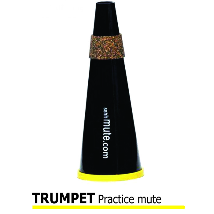 bremner sshh practice mute for trumpet or cornet buy online or in our store. Black Bedroom Furniture Sets. Home Design Ideas