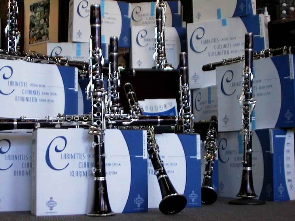 Buffet R13 Prestige Clarinet (B-flat), With Free Set-up & more