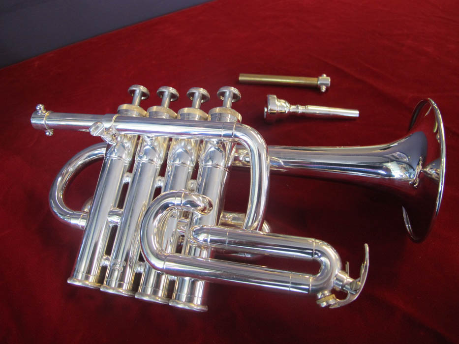 Yamaha piccolo trumpet ytr 6810s s for Piccolo prices yamaha