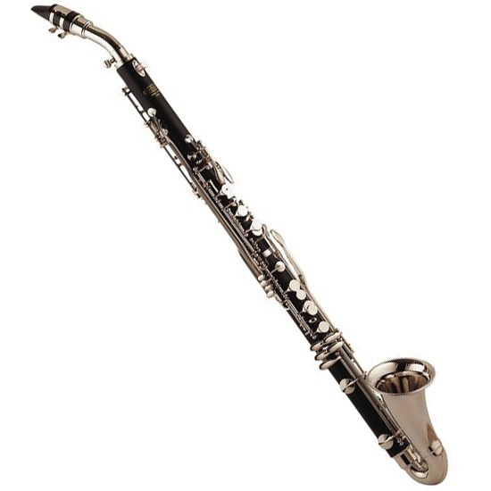 The clarinet is a musicalinstrument family belonging to the group known as the woodwind instruments It has a singlereed mouthpiece a straight cylindrical tube