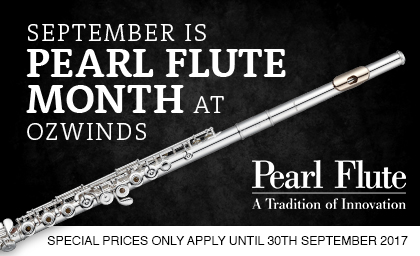 Pearl Hand Made Flute Sale