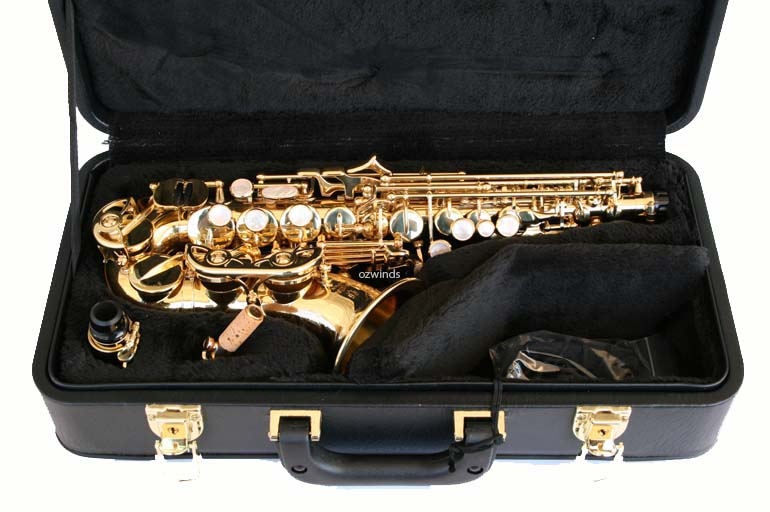 yanagisawa professional curved soprano saxophone sc991 best sax buy price including free delivery a. Black Bedroom Furniture Sets. Home Design Ideas