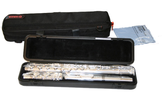Yamaha flute yfl 221 and our presale setup included for Yamaha flute 222