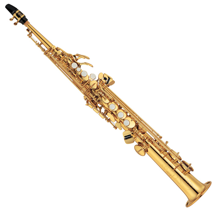 Yamaha Yss  Ii Intermediate Soprano Saxophone