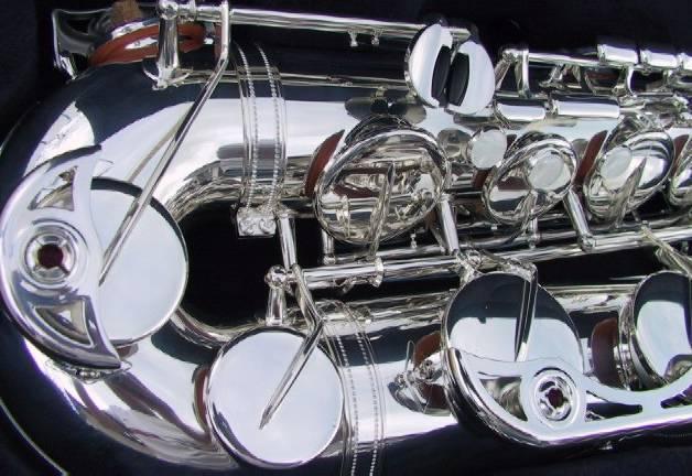 Yamaha YTS-62S III Professional Tenor Saxophone (Silver Plated)