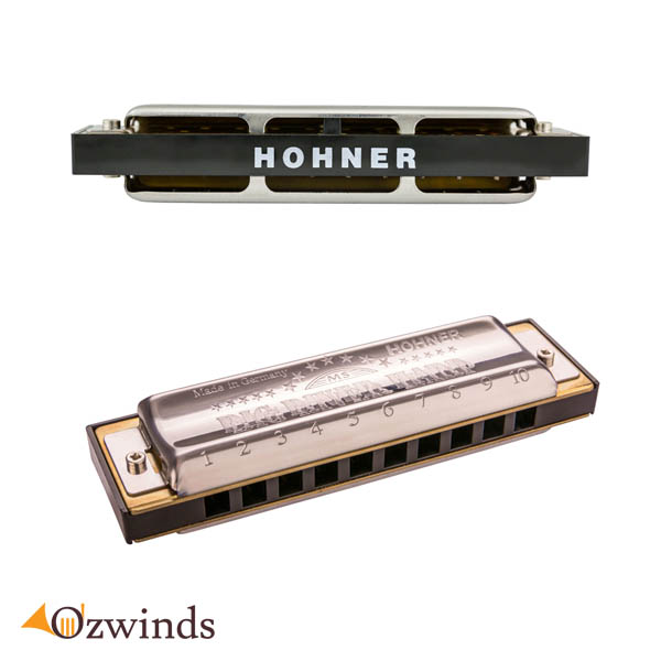 Hohner - Big River Harmonica