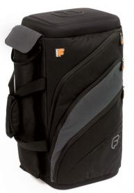 Fusion Triple Trumpet F2 Gig Bag (Black & Grey)