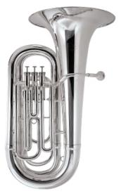 Besson Student 3 Valve Bb Tuba (BE-1087)