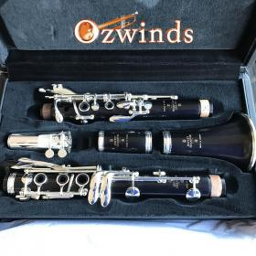 buffet r13 clarinet b flat with free set up 12 month maintenance. Black Bedroom Furniture Sets. Home Design Ideas