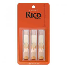 Rico Clarinet Reeds (Pack of 3)