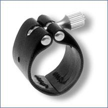Rovner Mark III Alto Sax Ligature & Cap (Fits Ebonite MP\'s)