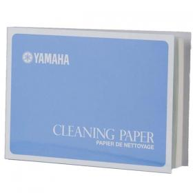 Yamaha Cleaning Paper for Pads (100 sheets/pack)