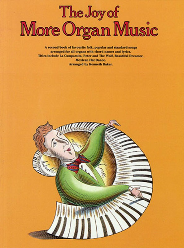 Joy of Organ Music Book 2