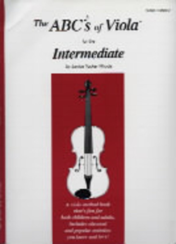 ABCs Of Viola Book 2 Intermediate