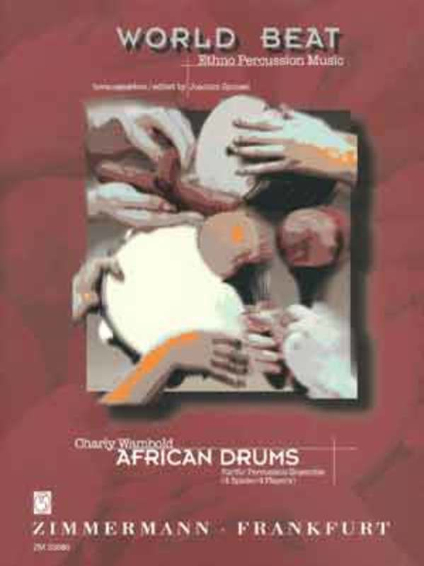 AFRICAN DRUMS PERCUSSION ENSEMBLE