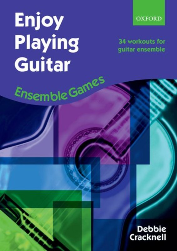 ENJOY PLAYING GUITAR ENSEMBLE GAMES