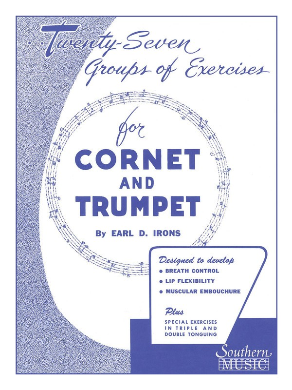 27 GROUPS OF EXERCISES TRUMPET