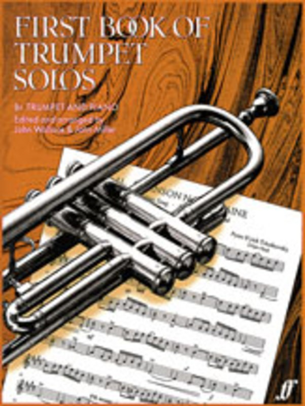 First Book Of Trumpet Solos Trumpet/Piano
