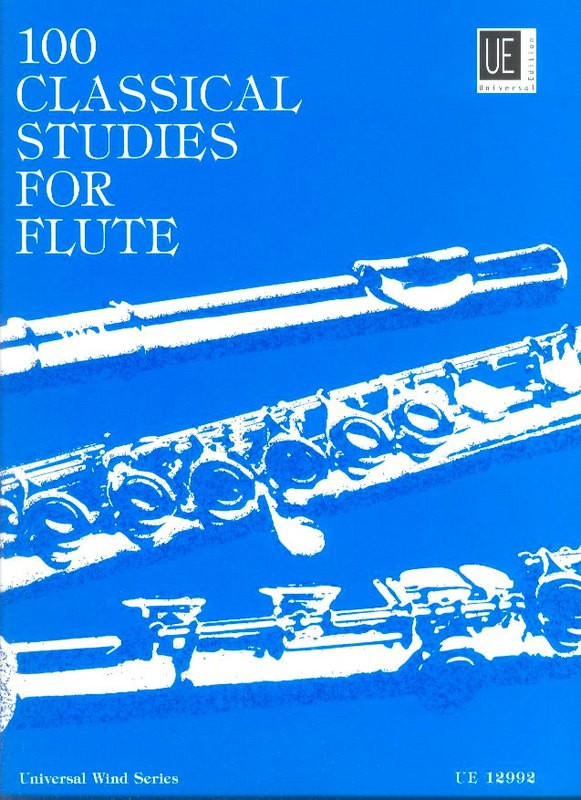 100 Classical Studies For Flute