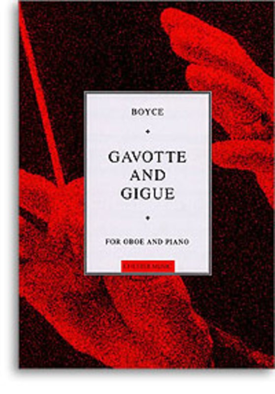 Gavotte And Gigue Edition Rothwell Oboe/Piano