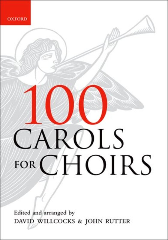 100 Carols For Choirs Spiral Bound