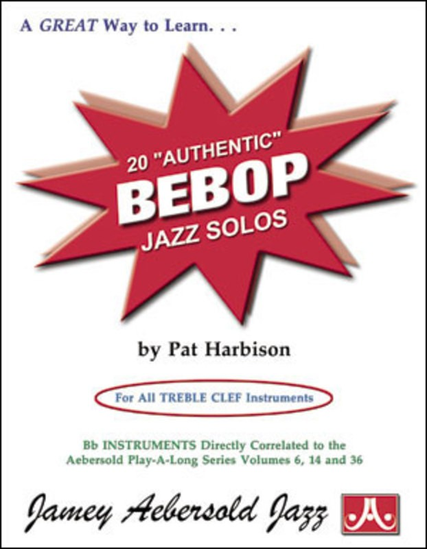 AUTHENTIC BEBOP SOLOS 20