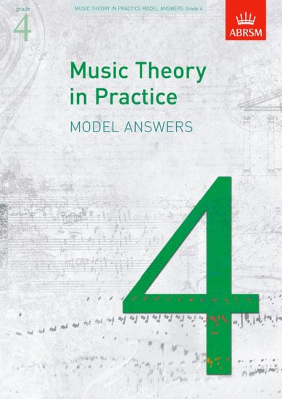 A B MUSIC THEORY IN PRACTICE GR 4 ANSWERS
