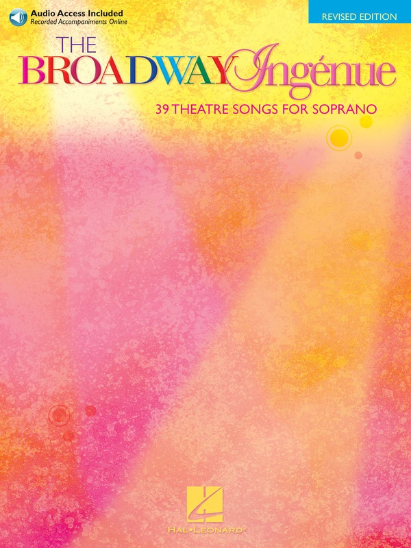 BROADWAY INGENUE FOR SOPRANO BK/2CD