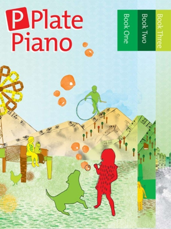 AMEB P PLATE PIANO COMPLETE PACK BOOKS 1 TO 3