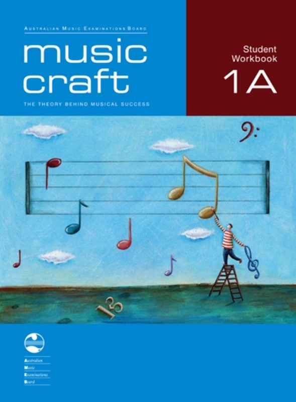 AMEB MUSIC CRAFT STUDENT WORKBOOK GR 1 BK A BK/2CDS
