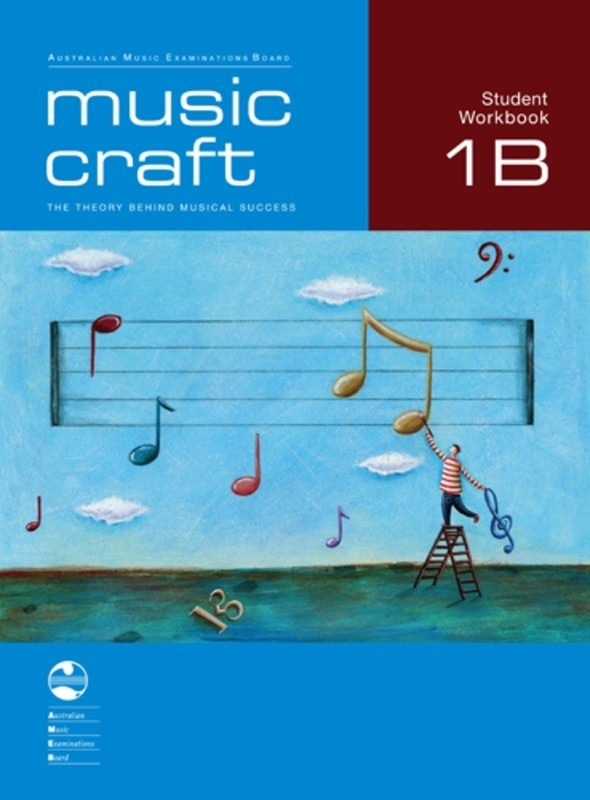 AMEB MUSIC CRAFT STUDENT WORKBOOK GR 1 BK B BK/2CDS