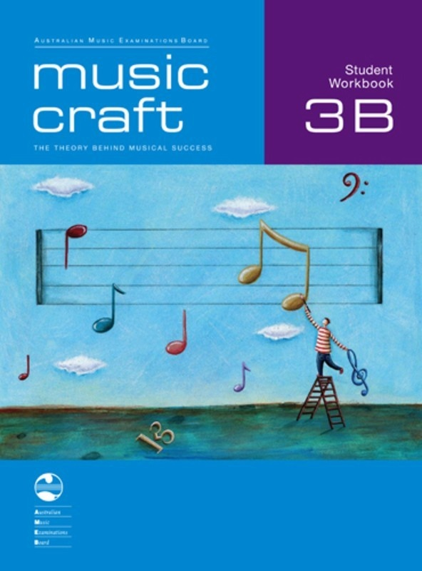 AMEB MUSIC CRAFT STUDENT WORKBOOK GR 3 BK B BK/2CDS