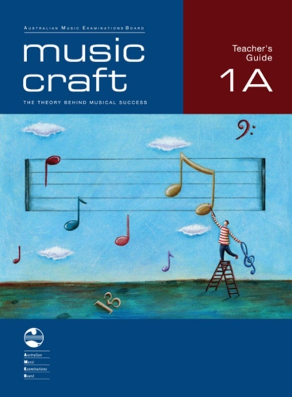 AMEB MUSIC CRAFT TEACHERS GUIDE GR 1 BK A