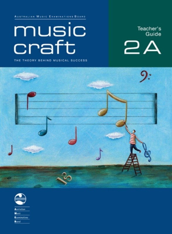 Music Craft Teachers Guide Grade 2 Book A