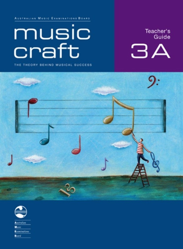Music Craft Teachers Guide Grade 3 Book A