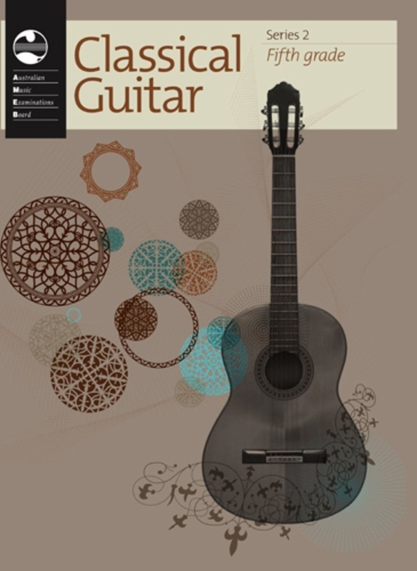 AMEB CLASSICAL GUITAR GRADE 5 SERIES 2