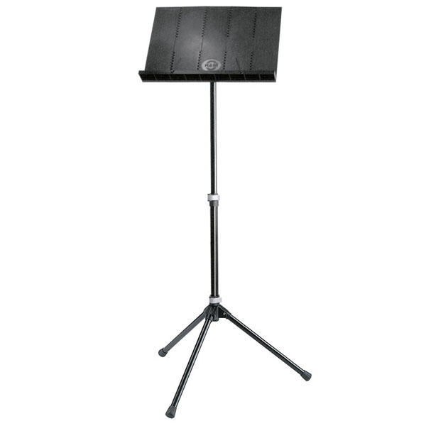 K&M Music Stand 12120 Foldable Orchestral Stand