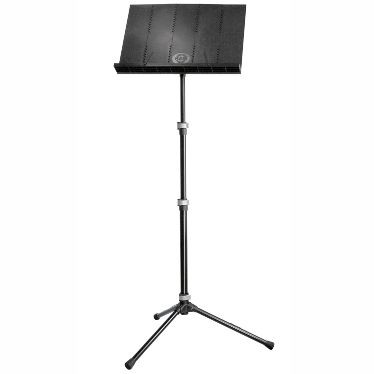 K&M Orchestral Folding High Music Stand (Model 12125)
