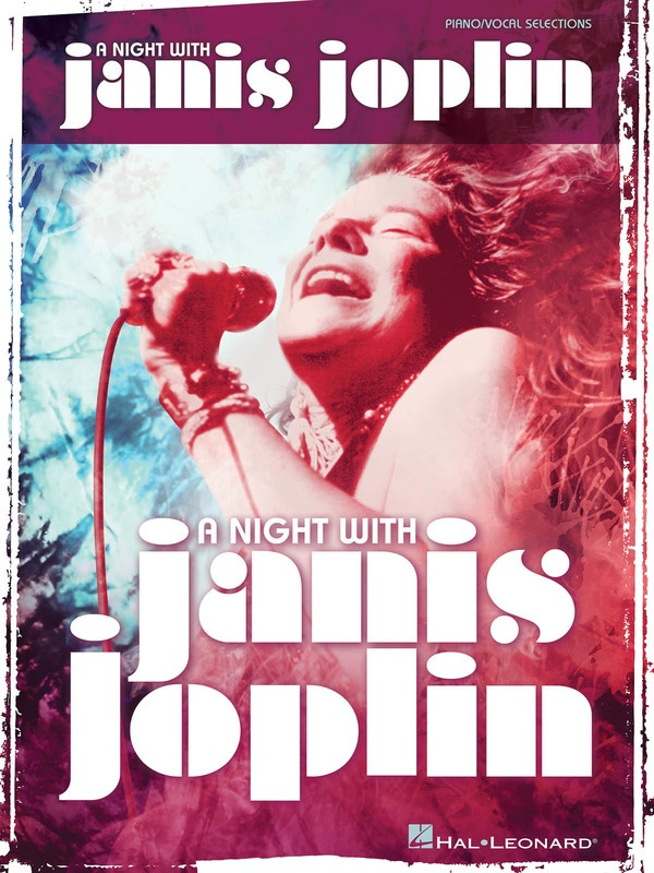 A NIGHT WITH JANIS JOPLIN VOCAL SELECTIONS