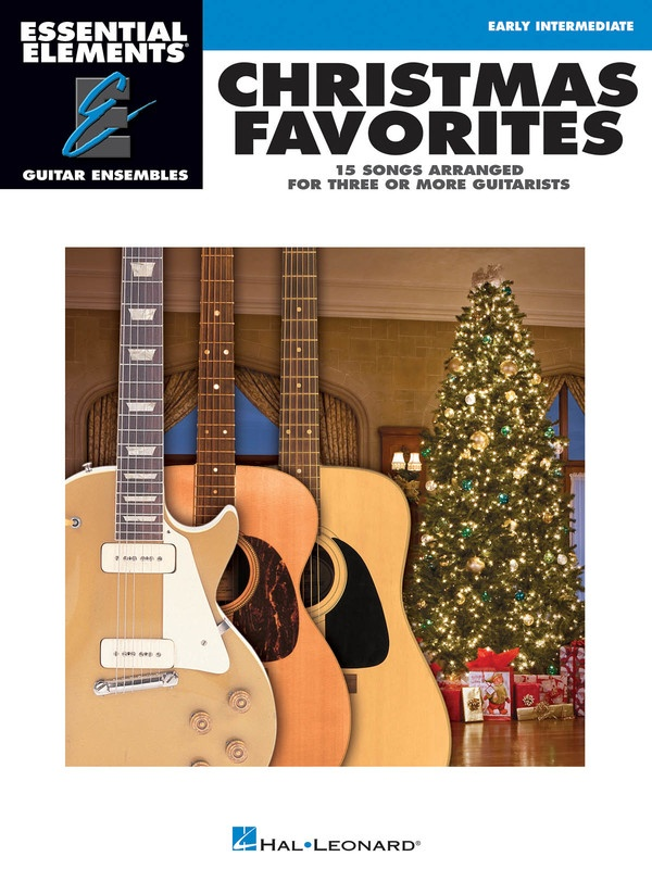 CHRISTMAS FAVORITES GUITAR ENSEMBLE EE