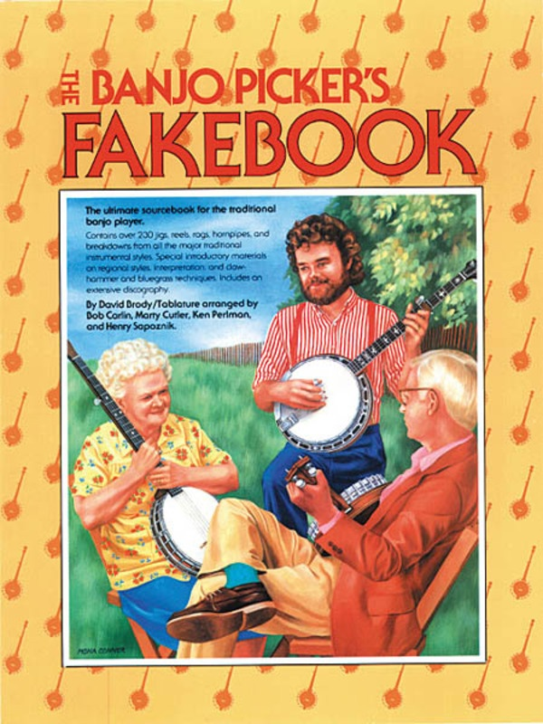 BANJO PICKERS FAKEBOOK