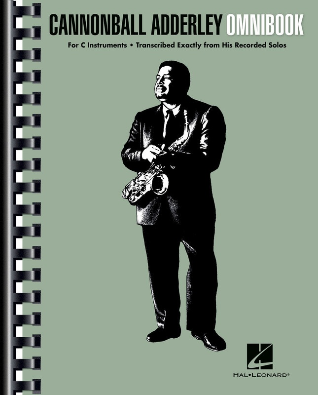 CANNONBALL ADDERLEY OMNIBOOK C EDITION