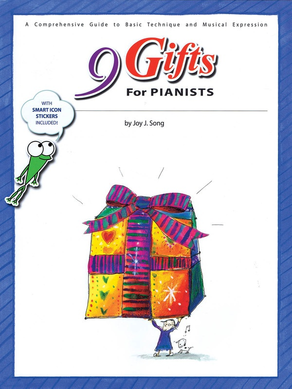9 GIFTS FOR PIANISTS