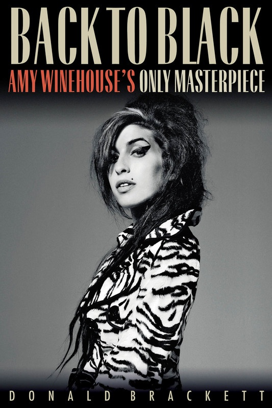 BACK TO BLACK AMY WINEHOUSES ONLY MASTERPIECE