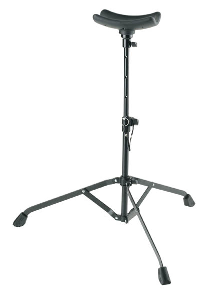 Tuba Stand (Sitting Position Performer Model) by K&M