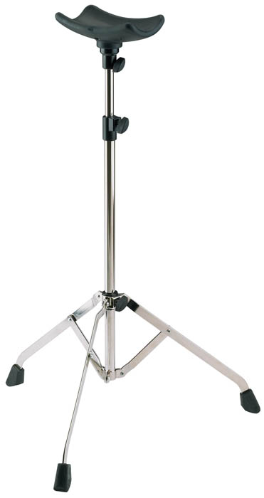 Tuba Stand (Standing Postion Performer Model) by K&M