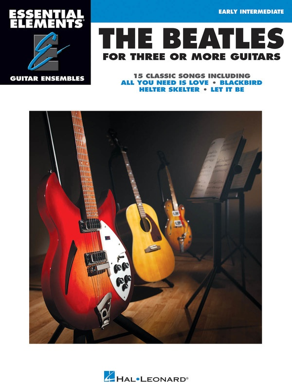 BEATLES FOR 3 OR MORE GUITARS EE